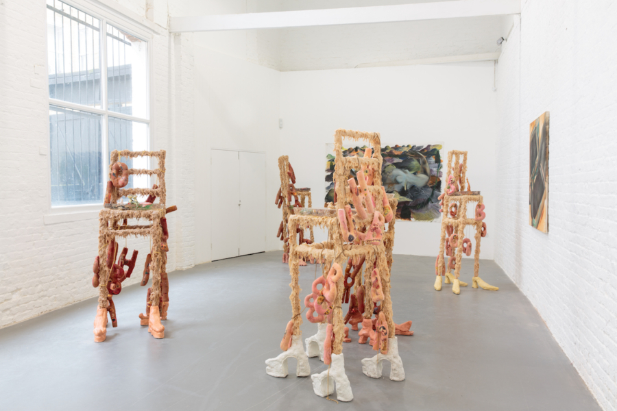 David Roberts Art Foundation Streams of Warm Impermanence